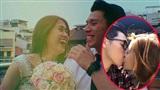 Hotgirl Ngọc Thảo khiến fans bấn loạn khi đăng clip hôn bạn trai Việt Kiều say đắm