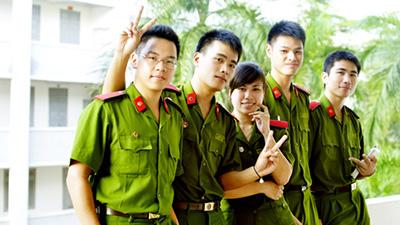 Học viện Cảnh sát Nhân dân công bố xét tuyển bổ sung đợt 1