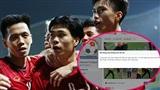 Trước thềm Tứ kết ASIAD 2018, hai fanpage lớn về bóng đá tại Việt Nam bỗng dưng biến mất
