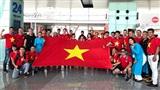 CĐV Việt kéo nhau sang Indonesia, tiếp sức mạnh tinh thần cho đội tuyển Việt Nam