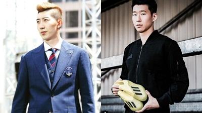 Cận cảnh vẻ điển trai của các cầu thủ Hàn Quốc sẽ đối đầu với Olympic Việt Nam chiều nay