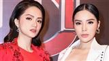 Bọ Cạp Kỳ Duyên - Ma Kết Hương Giang đối đầu trong Siêu mẫu Việt Nam