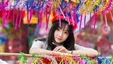 Thủy Tiên - nữ CĐV 'hot' nhất ASIAD 2018: Luôn ao ước được làm... chị Hằng mỗi dịp Trung thu