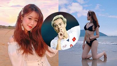 'Rũ bỏ' hình tượng kín đáo thường thấy, bạn gái Văn Toàn 'chơi lớn', khoe ảnh bikini 'nuột nà', gợi cảm