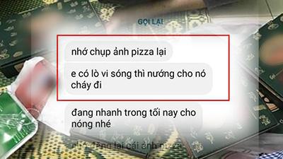 Admin hội review đồ ăn Thanh Hóa bàn nhau nướng cháy pizza bằng lò vi sóng rồi dàn dựng bóc phốt cửa hàng