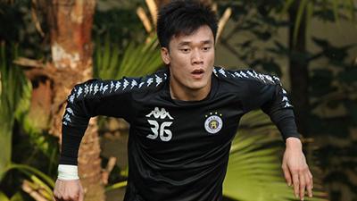 HLV Park Hang-seo không nhắc đến Tiến Dũng khi lựa chọn thủ môn cho đội tuyển Quốc gia