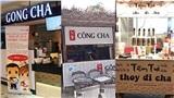 Sau khi Gong Cha vào Việt Nam, xuất hiện thêm nhiều thương hiệu trà sữa phiên bản Việt hóa cực bá đạo