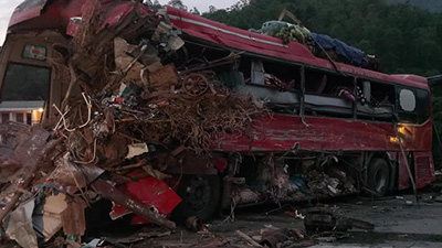 Gia cảnh khó khăn của các nạn nhân tử vong trong vụ tai nạn kinh hoàng ở Hòa Bình