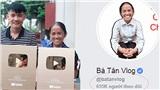 Không chỉ sở hữu kênh YouTute triệu sub, Fanpage của Bà Tân Vlog cũng có lượng follow khủng