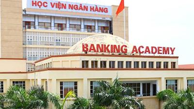 Học viện Ngân hàng công bố điểm sàn xét tuyển năm 2019