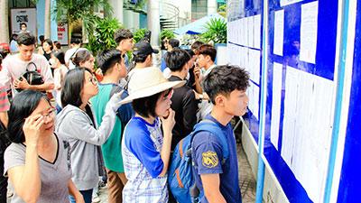 Trường ĐH Sân khấu - Điện ảnh TP. Hồ Chí Minh công bố điểm chuẩn và danh sách thí sinh trúng tuyển đại học, cao đẳng 2019