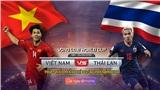 Trực tiếp Vòng loại World Cup 2022 Việt Nam vs Thái Lan: Xem miễn phí 3G/4G trên Mocha