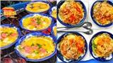 Trứng chén nướng cô Ty - món ăn vặt lạ miệng thu hút giới trẻ Hà Nội