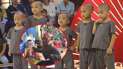 Tịnh thất Bồng Lai nơi nuôi dưỡng 5 chú tiểu ở Thách thức danh hài bị 50 người lạ đập phá gây phẫn nộ