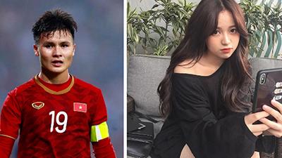 Bạn gái tin đồn mới của Quang Hải bị dân mạng đồng loạt tấn công