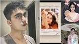 Khoe ảnh giả gái, em trai Sơn Tùng khiến cộng đồng mạng xao xuyến