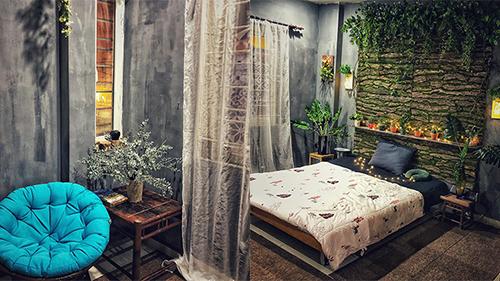 Bà mẹ trẻ Hà Nội biến phòng trọ 22m² thành homestay đẹp hút mắt cho riêng mình với chi phí cải tạo chỉ 5 triệu đồng