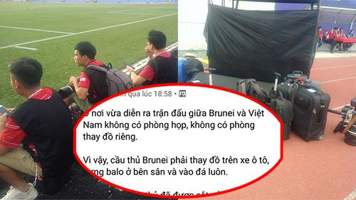 Chỉ vì tin đồn thất thiệt từ quê nhà, phóng viên Việt bị BTC SEA Games cấm mang balo khi tác nghiệp