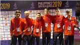 Đội tuyển Việt Nam đầu tiên lọt vào bán kết nội dung eSports tại SEA Games 30
