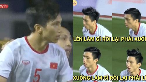 Dân mạng hài hước soi kiểu tóc của Văn Hậu trong trận chung kết: Báo hiệu sẽ ghi bàn đầu tiên?