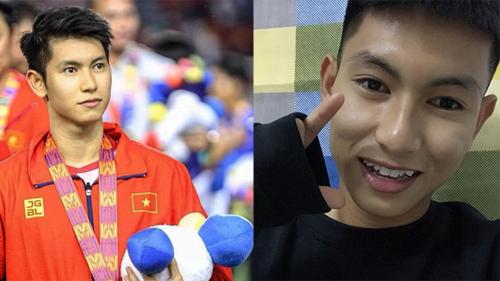 Nam cầu thủ U22 Việt Nam quê xứ Thanh bị các fan nữ săn tìm vì quá điển trai