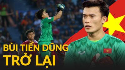 U23 Việt Nam thủ hoà U23 UAE: Bùi Tiến Dũng xuất sắc, VAR cứu U23 Việt Nam thoát phạt đền