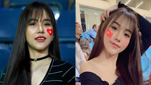 Bạn gái Hoàng Đức được fan Thái Lan khen xinh như thiên thần