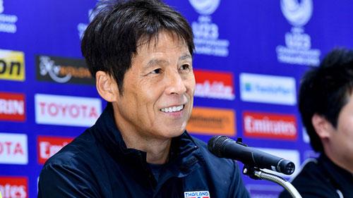 Đưa U23 Thái Lan 'vượt' thầy trò HLV Park Hang-seo, HLV Nishino nhận lương khủng