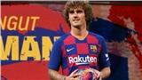 Siêu sao Antoine Griezmann của ĐT Pháp và CLB Barcelona bất ngờ thành lập tổ chức Esports