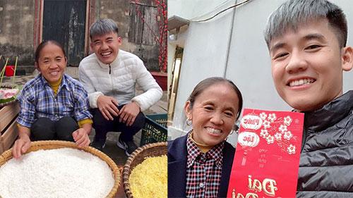 Nghỉ Tết lâu không ra vlog mới, Bà Tân bị các cháu đồng loạt hỏi thăm 'sao nhà bà vẫn chưa hết Tết?'
