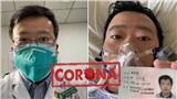 Bác sĩ 34 tuổi từng bị triệu tập vì cảnh báo sớm virus Corona qua đời