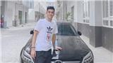 Tiền đạo Tiến Linh tậu Mercedes-Benz tiền tỷ khi chỉ mới 23 tuổi
