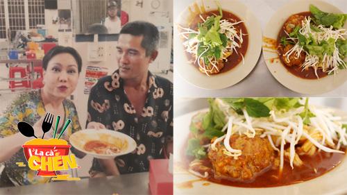 Thưởng thức món bánh tằm cay - 'đặc sản Cà Mau' từng khiến Việt Hương vừa ăn vừa 'rớt nước mắt'