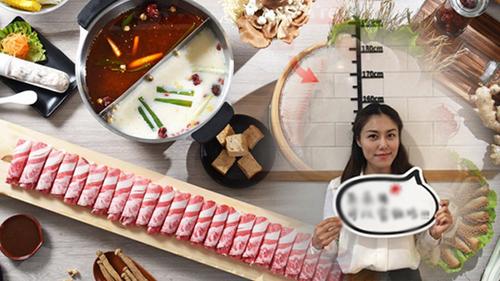 Quán lẩu ở Đài Loan miễn phí thịt cho khách hàng cao dưới 1m75, hội 'nấm lùn' Việt tiếc hùi hụi vì không được thử