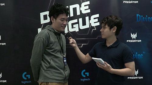 Bảng H Divine League: Nec LMQQ leo lên top 3, Dac CườngTĐ khó bảo vệ chức vô địch