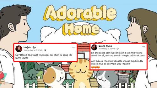 Adorable Home - 'cơn sốt' mới khiến giới trẻ phát cuồng, người người nhà nhà thi nhau nuôi mèo