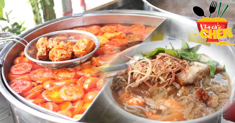 Lạ miệng với món bún nước lèo heo quay 'gia truyền 3 đời' tại Cà Mau khiến thực khách'ngất ngây'từ lần ăn đầu