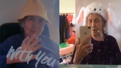Cụ bà 86 tuổi đua trend 'trứng rán cần mỡ bắp cần bơ' chuyên nghiệp không kém giới trẻ