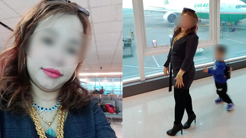 Nữ Việt Kiều vừa về đến sân bay đã buông lời phỉ báng quê hương gây phẫn nộ