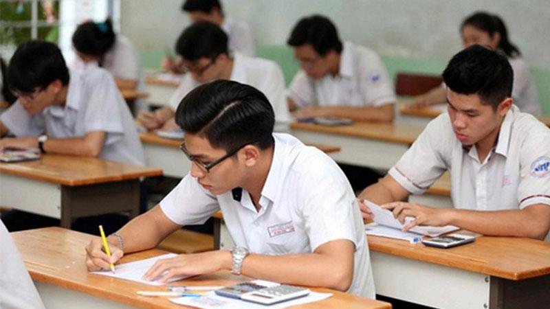 Lời giải chi tiết đề thi tham khảo môn Toán THPT quốc gia 2020