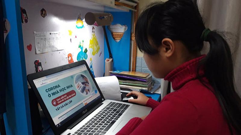 Bộ GD-ĐT cảnh báo có hiện tượng bị kẻ xấu xâm nhập vào địa chỉ lớp học/phòng học trực tuyến