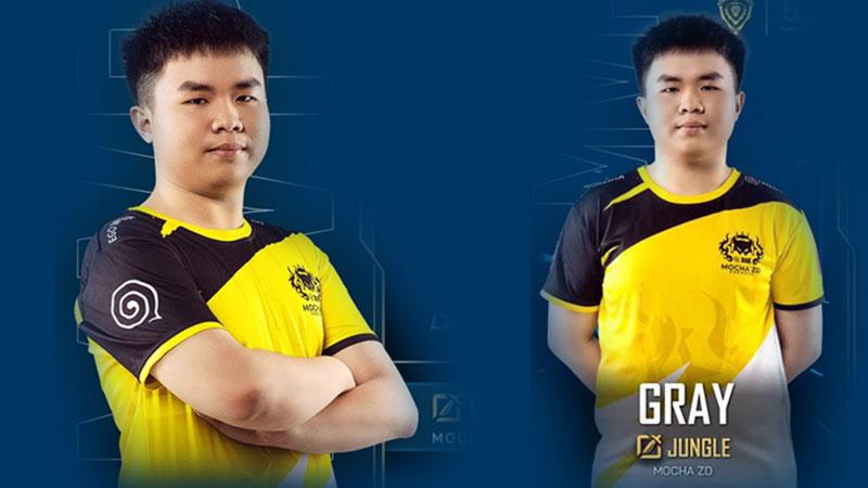 Gray toả sáng, Mocha ZD Esports 'vùng lên' đả bại HTVC IGP Gaming