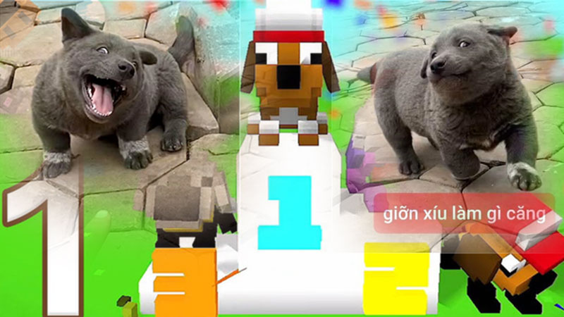 Bất ngờ xuất hiện tựa game mobile về idol Nguyễn Văn Dúi cực ngớ ngẩn nhưng vô cùng hài hước?