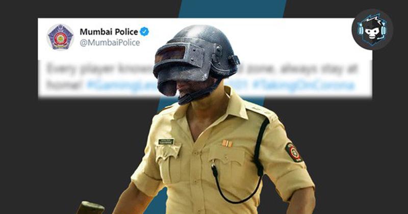 Chết cười với cách cảnh sát Ấn Độ sử dụng PUBG Mobile để giữ chân người dân ở trong nhà tránh dịch