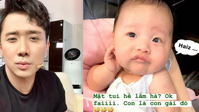 Hot kid mới nổi chính thức gọi tên cháu gái MC Trấn Thành với biểu cảm xứng danh hậu duệ của danh hài đình đám Việt Nam