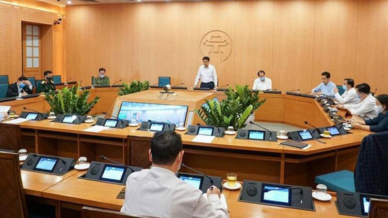 Hà Nội: Sẽ đề xuất phương án riêng cho học sinh ở ổ dịch Mê Linh, Đông Cứu trở lại trường học