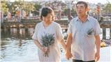 Bộ ảnh 'tình nghĩa 30 năm' trong veo như màu trời của đôi vợ chồng người Hàn Quốc chụp ở Hội An nhận bão like chỉ sau ít giờ đăng tải