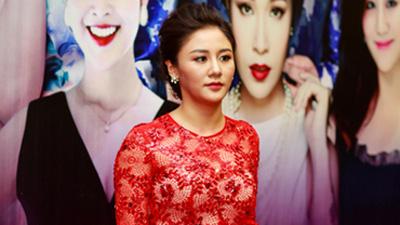 Gương mặt quá khác lạ của Văn Mai Hương