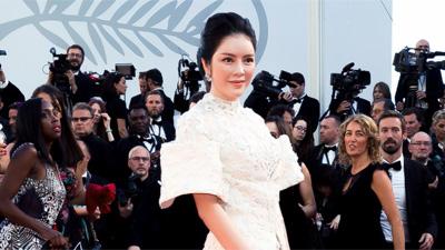 Lý Nhã Kỳ khổ tâm khi bị 'chơi xấu' tại LHP Cannes 2017