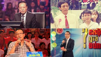 7 gameshow gắn với MC Lại Văn Sâm, gameshow thứ 2 vẫn khiến bao thế hệ SV thổn thức